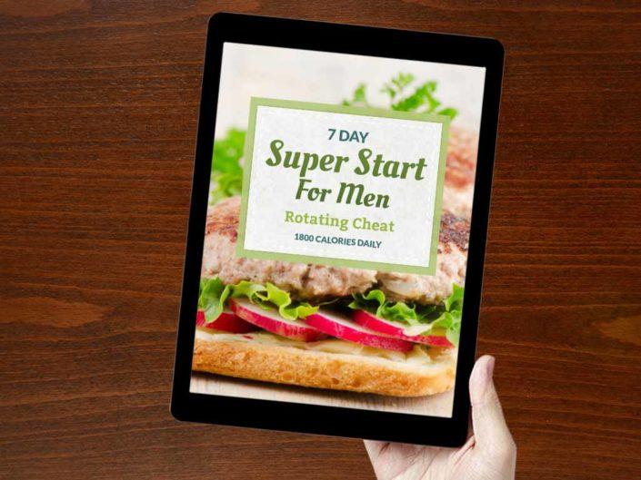 Favorite Foods eBook Recipe Design
