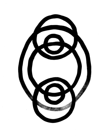 SECULAR OCULUS –– Known Notion –– Art by Garnet Fisher –– Asheville NC